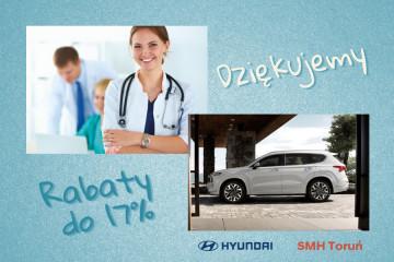 samochód dla lekarza