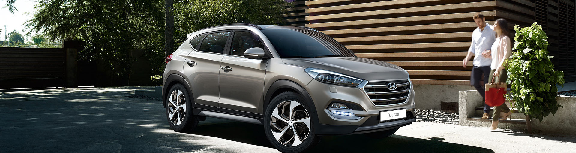 Nowy <br> Hyundai Tucson